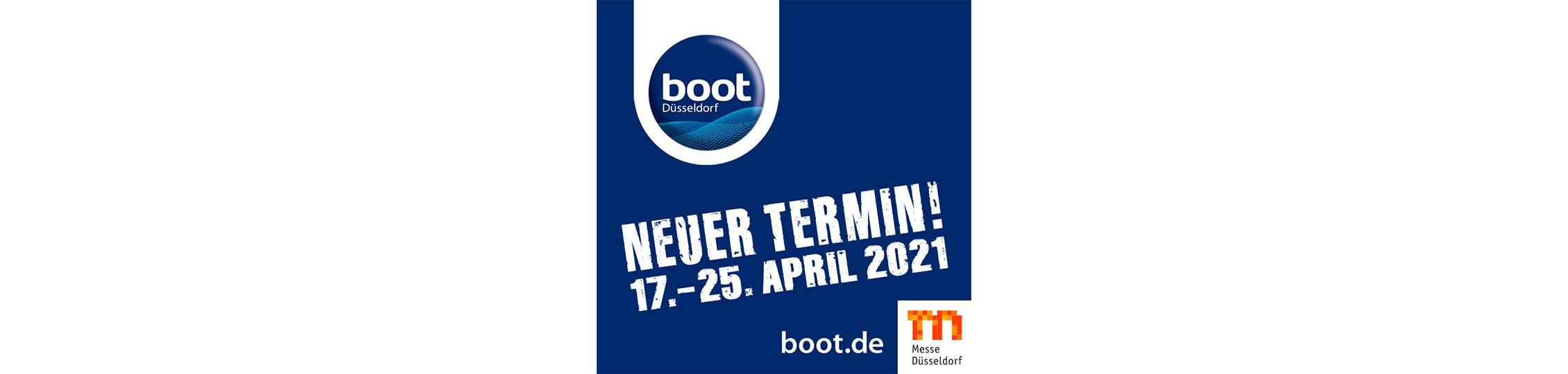 boot neuer Termin