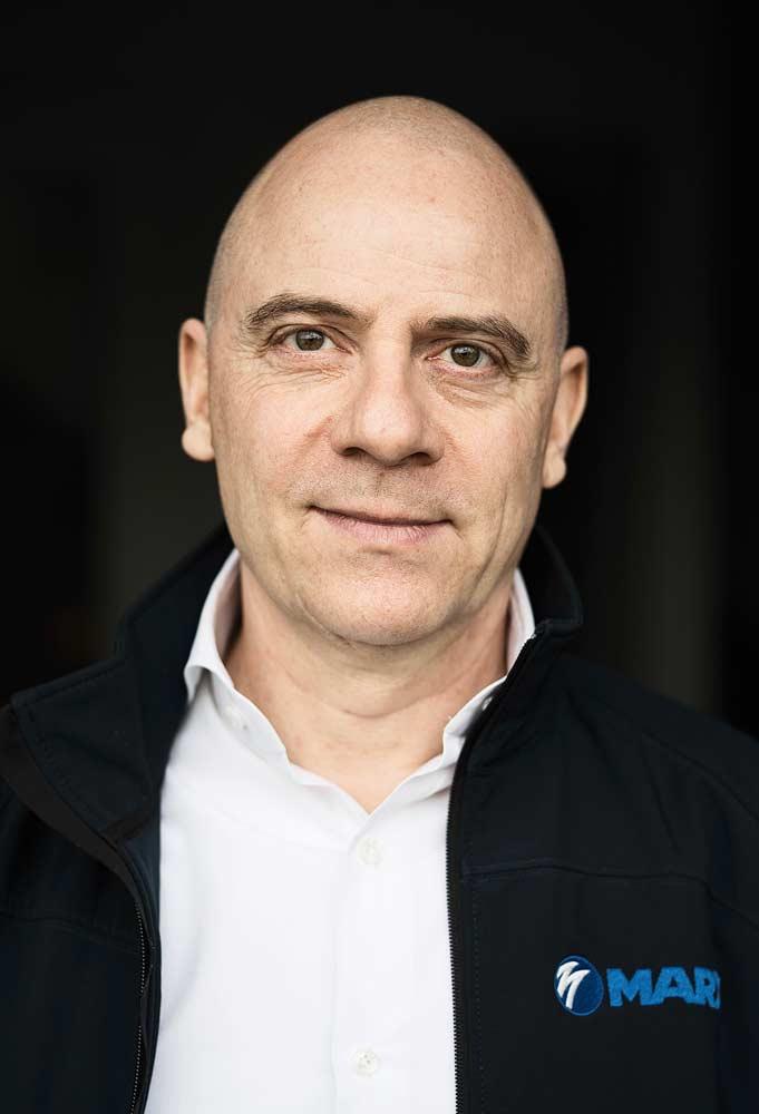 Geschäftsführer Robert Marx